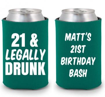 21 & Legally Drunk
