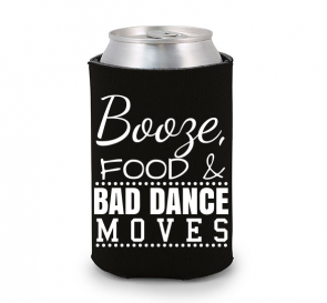Booze Food and Bad Dance Moves