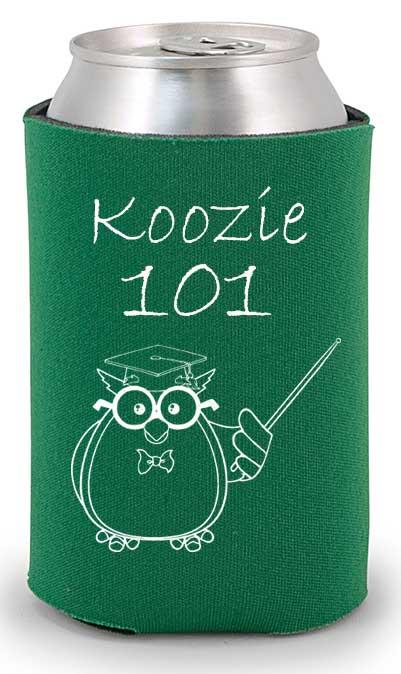 koozie 101 owl
